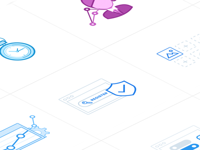 Perfomo - all icons minimal clean affiliate color icon