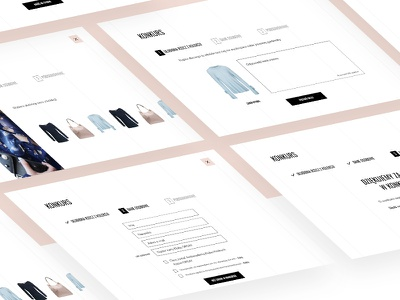 Website for Orsay: contest registration form design registration contest website
