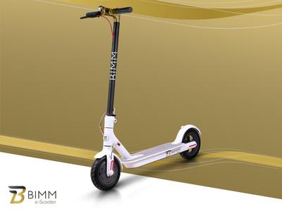 Bimm eScooter - BIMM Design