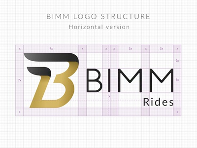 Bimm Logo Structure 1