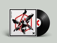 Hybrid Theory Vinyl Cover | Linkin Park