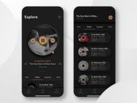 Jazz App Concept