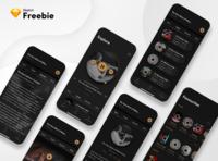 Jazz App Freebie