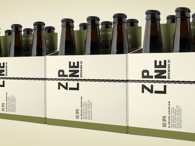 Zipline packaging zipline lincoln nebraska beer brewery packaging