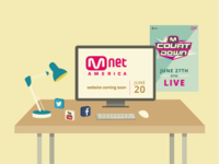 Mnet America Coming Soon