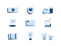 Albert icons