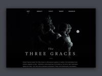 The Three Graces — Concept