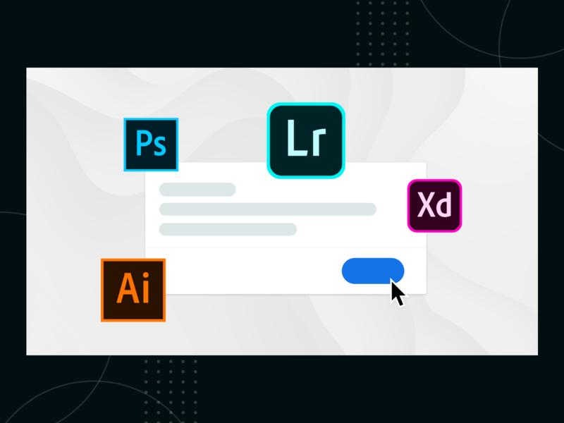 Adobe illustration for CCD web app icon logo vector branding illustration uiux ui ux