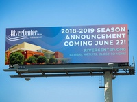 RiverCenter Billboard Ad
