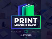 Print Mockup Pack