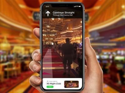 Casino Resort Wayfinding