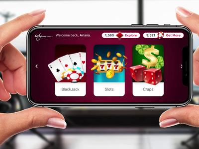 Casino Resort Game (iOS App)