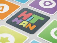 Hitman - Card Game