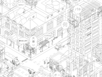 Sounds Of The City // Isometric