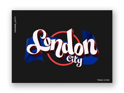Lettering City_London