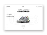 Website B.Shoes