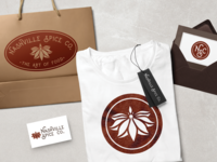 Logo and Branding Images: Nashville Spice Co.