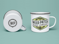 Weed Patch Music Company Logo