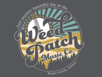 Weed Patch Music Co: 2019 Tee
