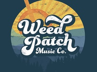 Weed Patch Music Co.: Non-Production Tee