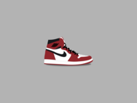 AirJordan 1 x Chicago