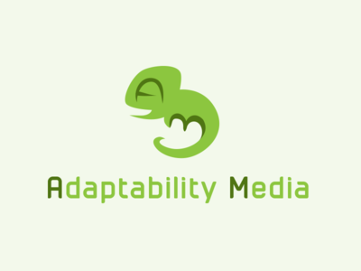 Logo chameleon adaptability