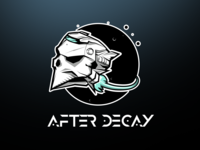 after decay - Punk Band Logo