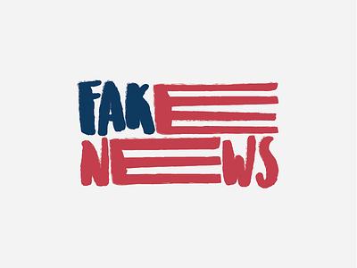 Fake News fake news trump america