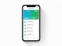 Appay - UI design concept