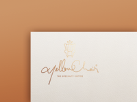 Logo Yellow Chair - The Specialty Coffee