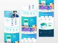 Appay - Web design