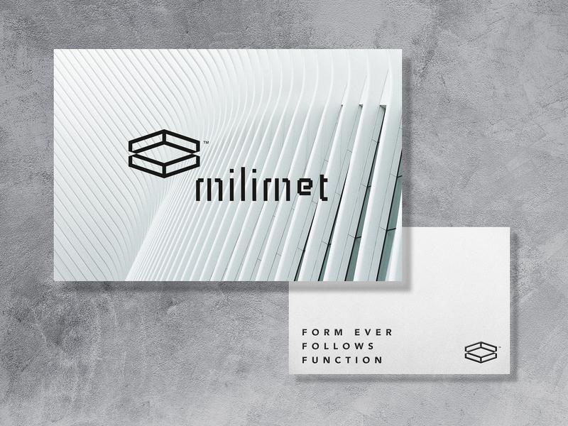 Milimet (Logo design) typography type lettering identity design logo branding brandidentity