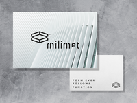 Milimet (Logo design)