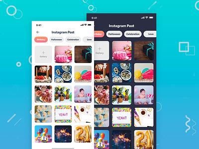 Photo Editing App 2 branding app ux ui presentation design iconography adobe illustrator cc adobe photoshop cc adobe xd cc