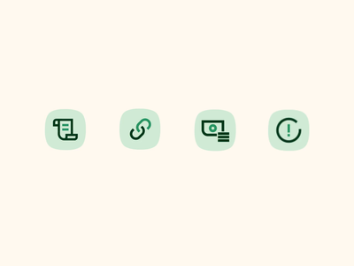 Animated Micro Icons