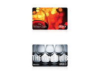 Restaurant Club Cards