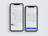 Mobile app - Concept Designs