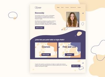 UI desktop design interface design designer adobe xd ui design landing design web design visual design ui desktop design