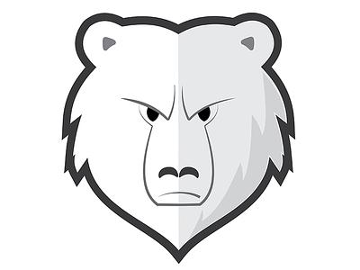 Bear bear illustration