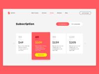 Subscription 1600