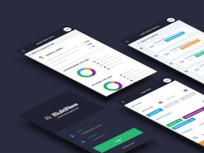 Ibuildnew Lead Managment Platform