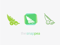 Fired SnapPea logo redesigns