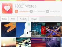 1000^n words