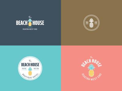 Badges for The Beach House