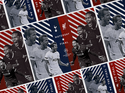 Posters - Champions League Final