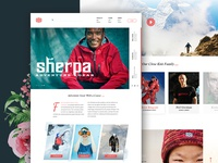#Makeitbetter Sherpa Adventure Gear