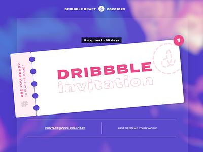 1 dribbble invitation hello dribbble hellodribbble first post first design dribbble debutshot debut debut shot welcome new invitation invite best shot