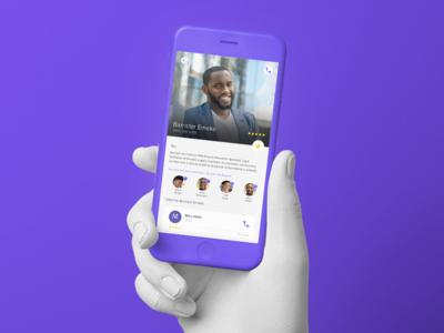 Zaynelist App Screen