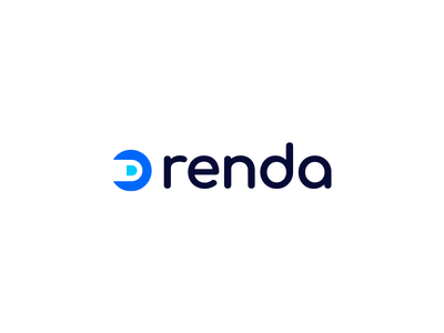 Renda web app ux ui product icon brandidentity identity typography colours logo creativedesign logotype logomark icons designer designprocess design branding