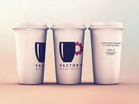 Factory Cups